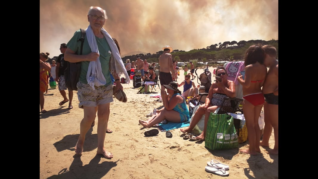 France Wildfires 0726