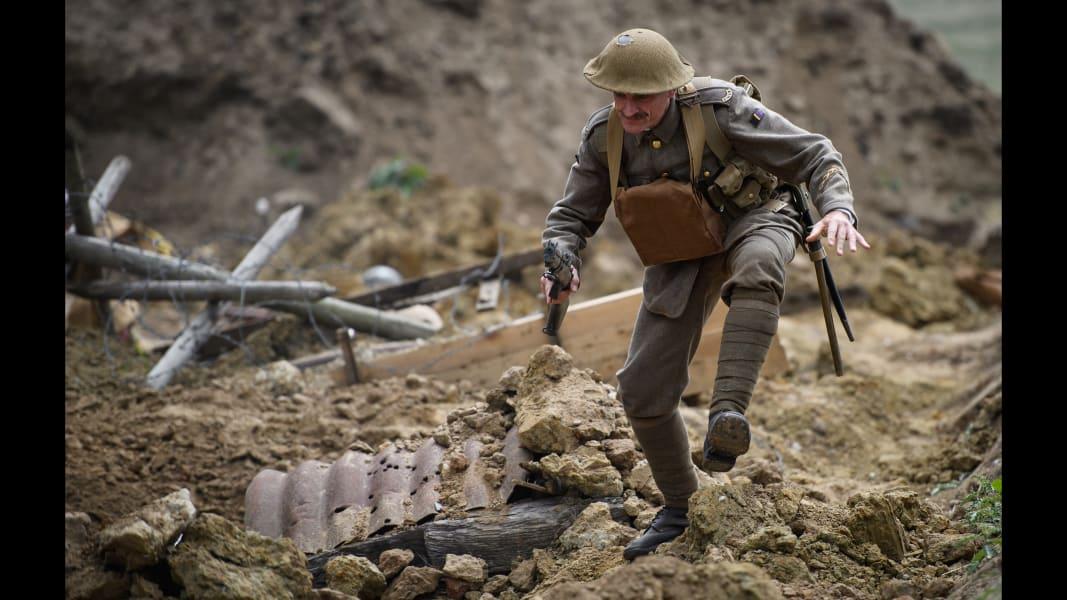 07 Battle of Passchendaele 100th 0730