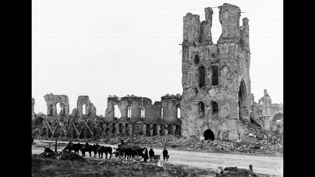 11 Battle of Passchendaele 100th 0730