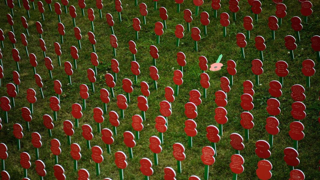 12 Battle of Passchendaele 100th 0730