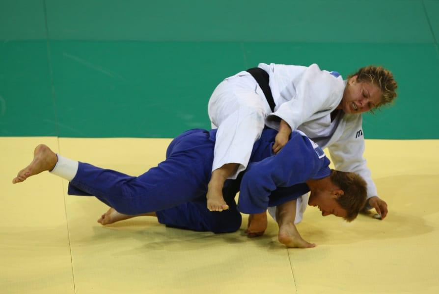 judo famous ronda rousey