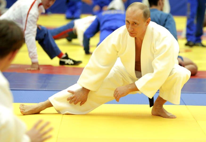 judo famous vladimir putin