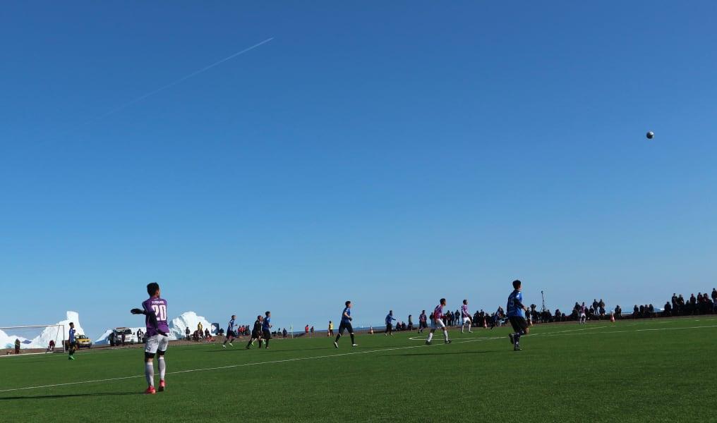 Disko Island pitch 14