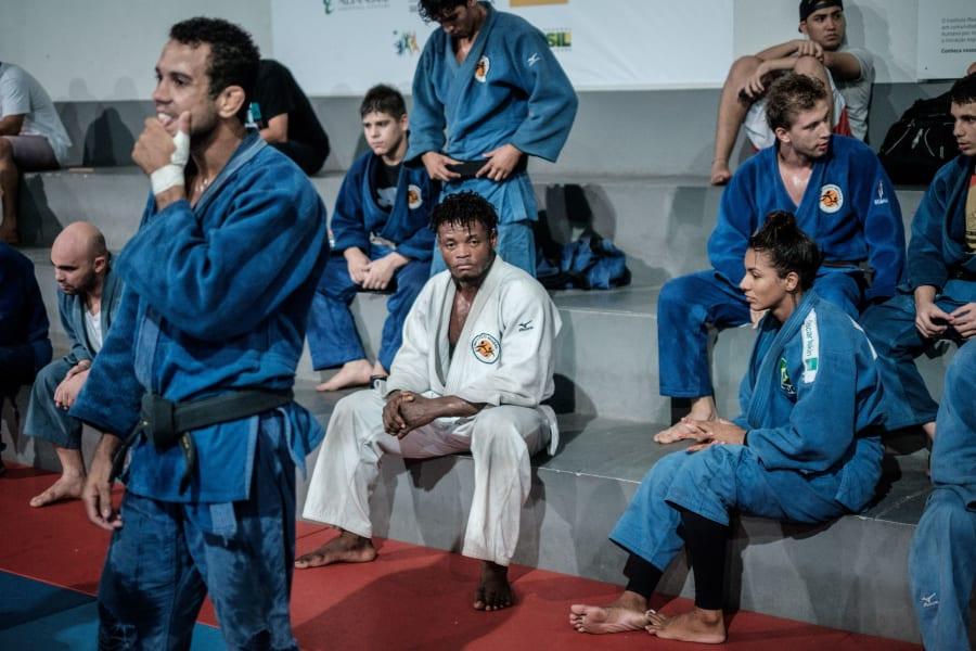 Popole Misenga judo rio 2016