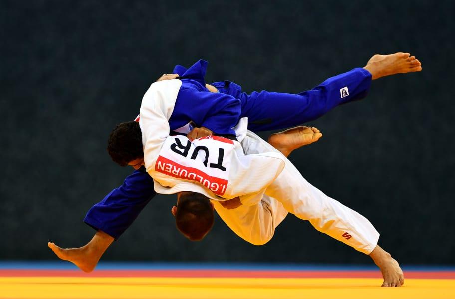 judo throw baku 2017