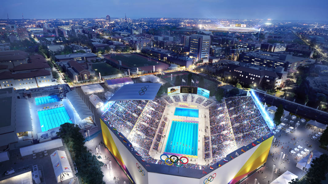 12 2028 Olympic Venues