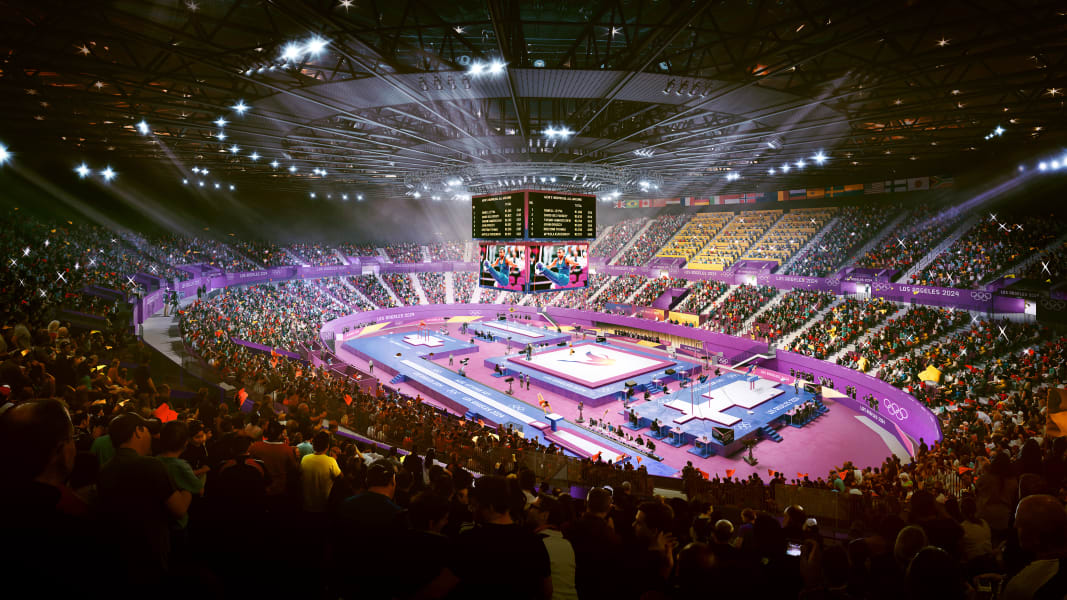 15 2028 Olympic Venues