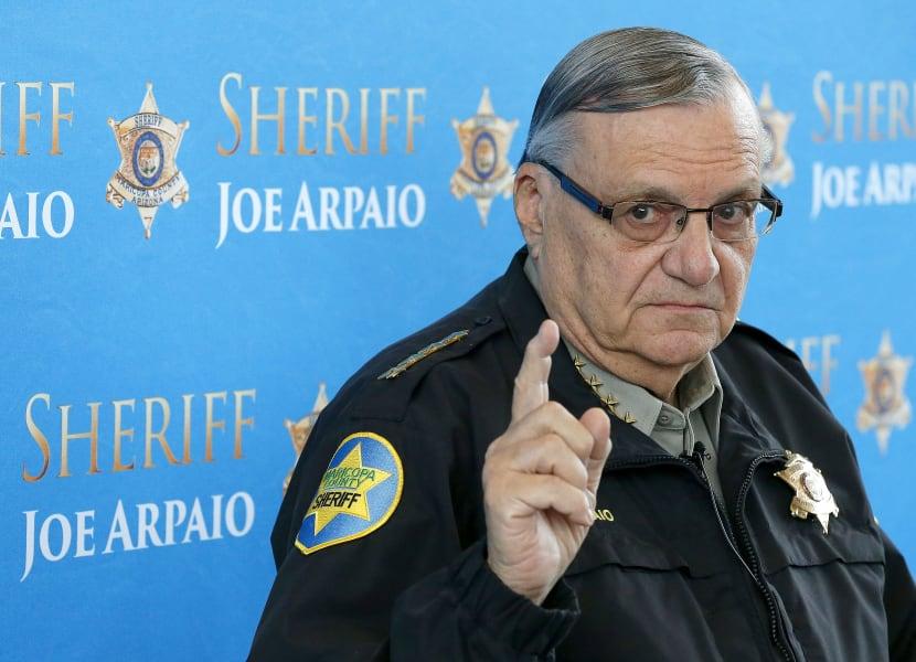 Joe Arpaio FILE 2013
