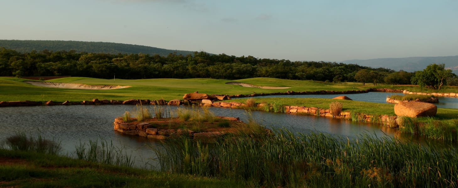 Legend Golf Course 12