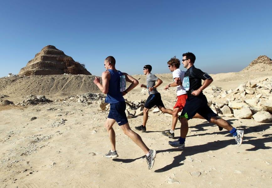 The Pharaonic Race 2010