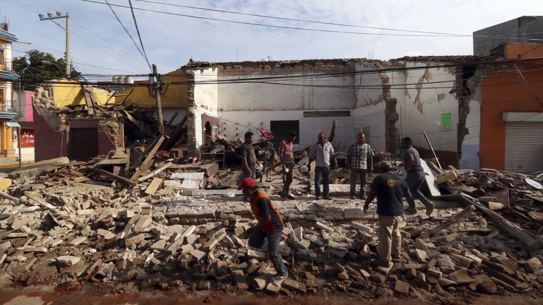 21 Mexico earthquake 0908