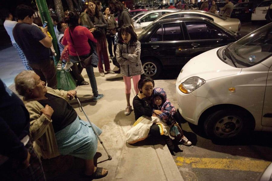 13 Mexico earthquake 0908