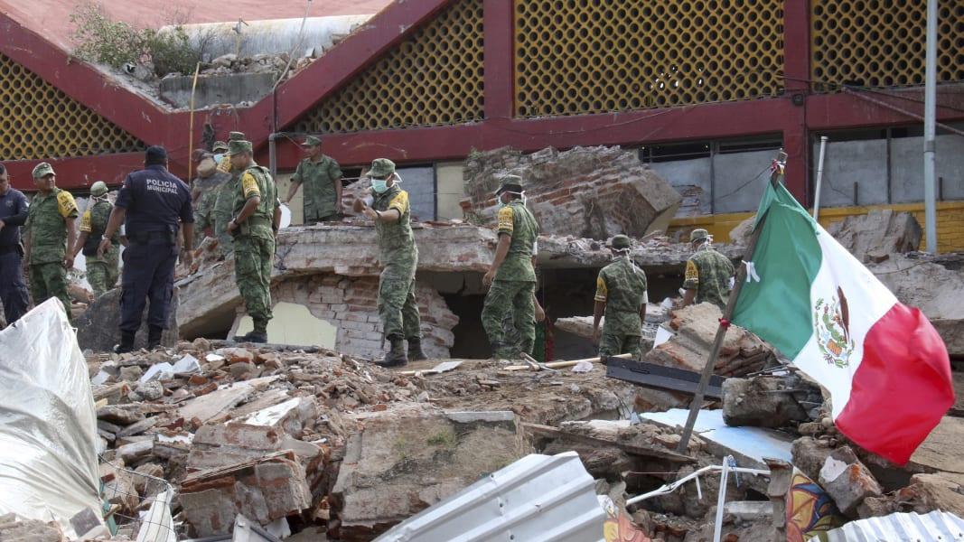 22 Mexico earthquake 0908