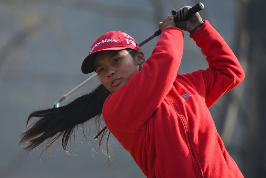 pratima sherpa royal nepal golf club 5