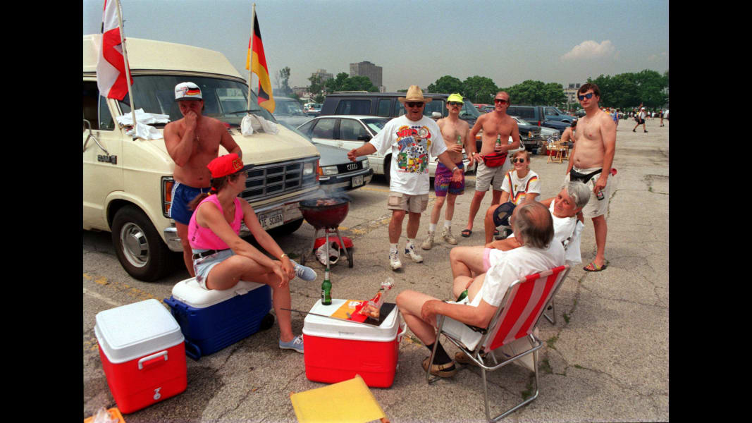 02 Tailgating through the years