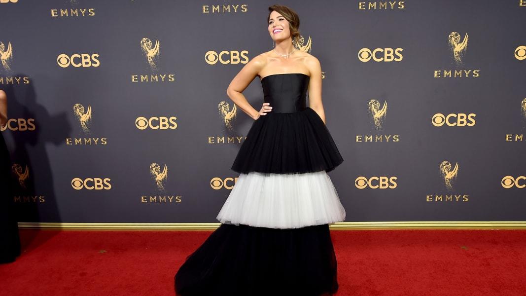 14 Emmys 2017 red carpet RESTRICTED