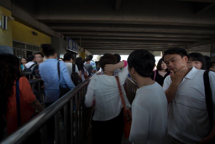 subways gallery beijing