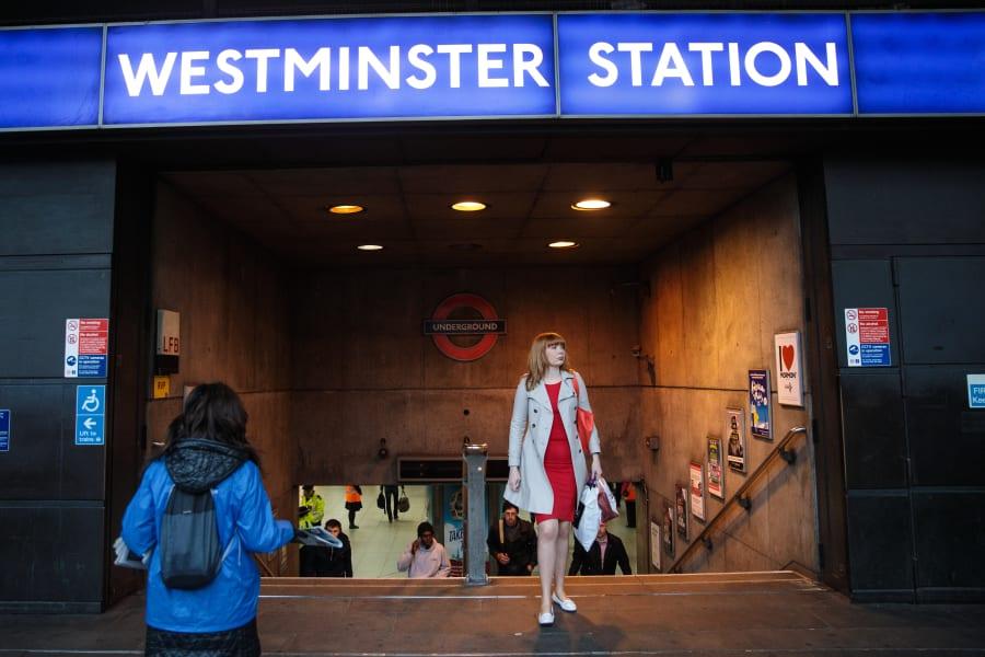 subways gallery London underground