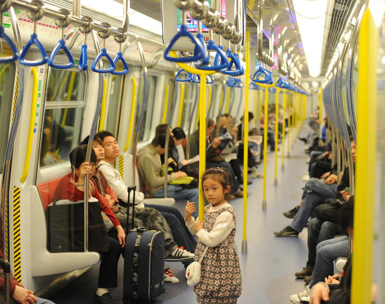 subways gallery hong kong mtr