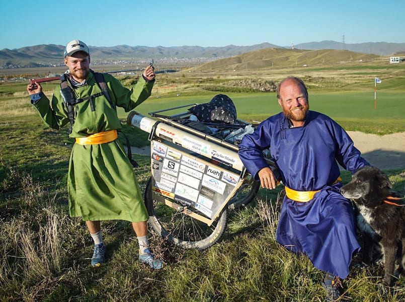 the longest hole completed mongolia 1