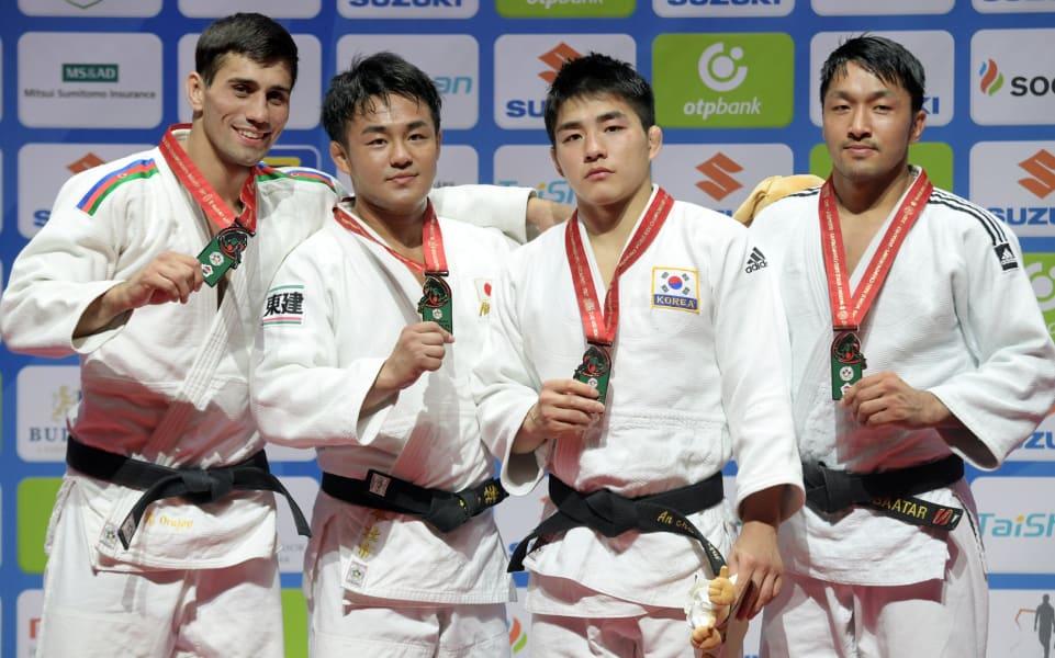 soichi hashimoto budapest medalists