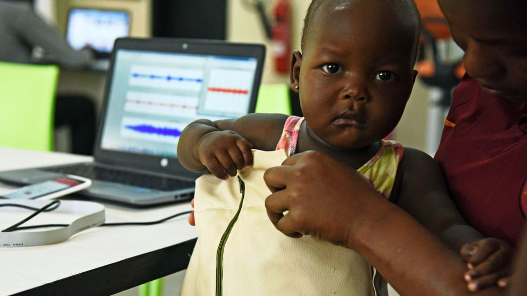 03 ugandan inventor creates medical smart jacket