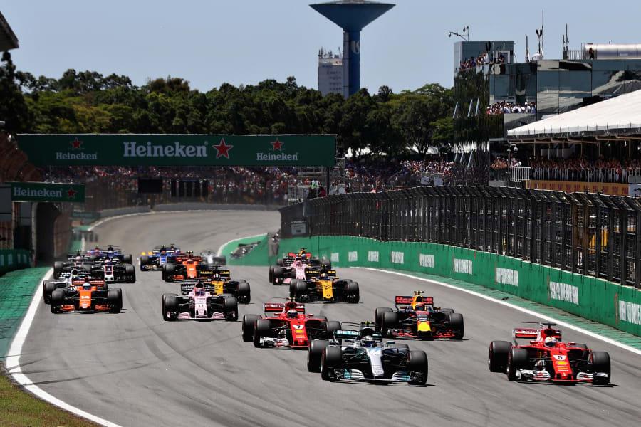 f1 brazil race start vettel bottas