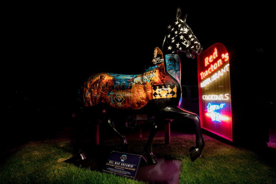 torrie horse del mar dreamin'