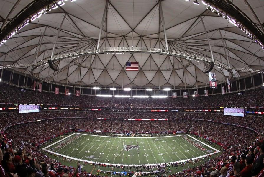 Georgia Dome NFC Championship 2017 02