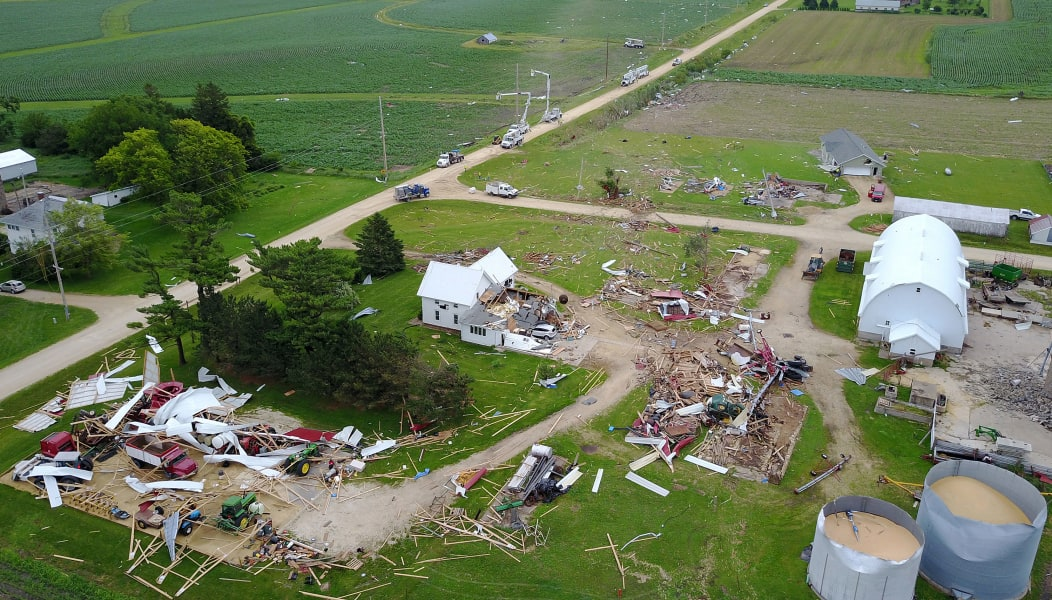 14 weather billion dollar disasters RESTRICTED