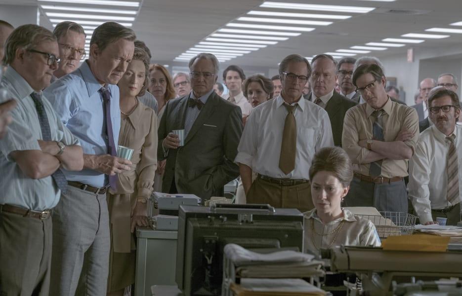 The Post Streep Hanks