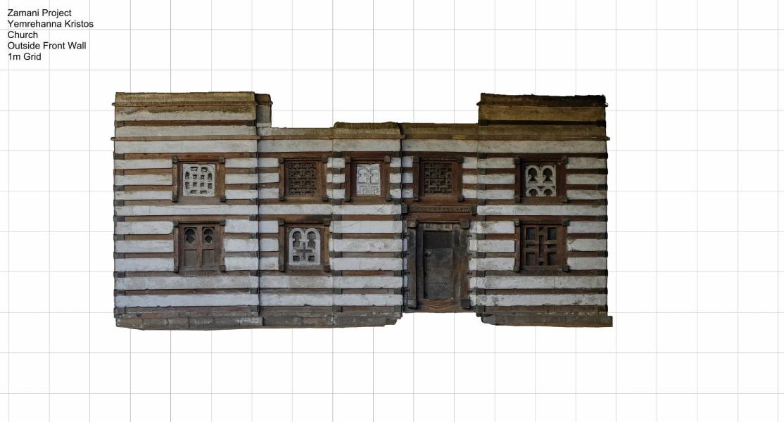 Yemrehana Krestos Church zamani project
