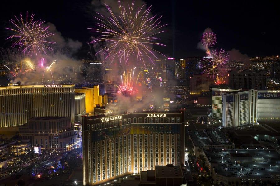 20 New Year's 2018 Las Vegas