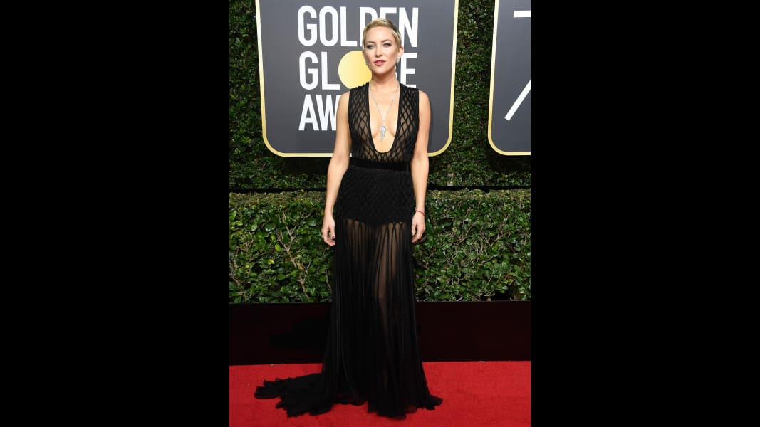 34 golden globes red carpet 2018