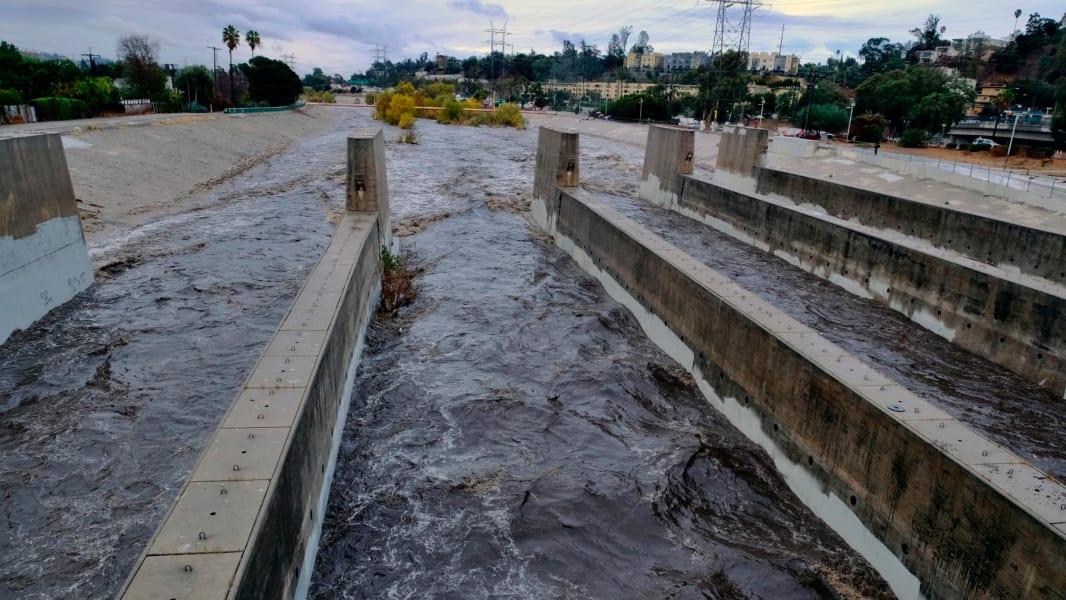 10 california mudslide