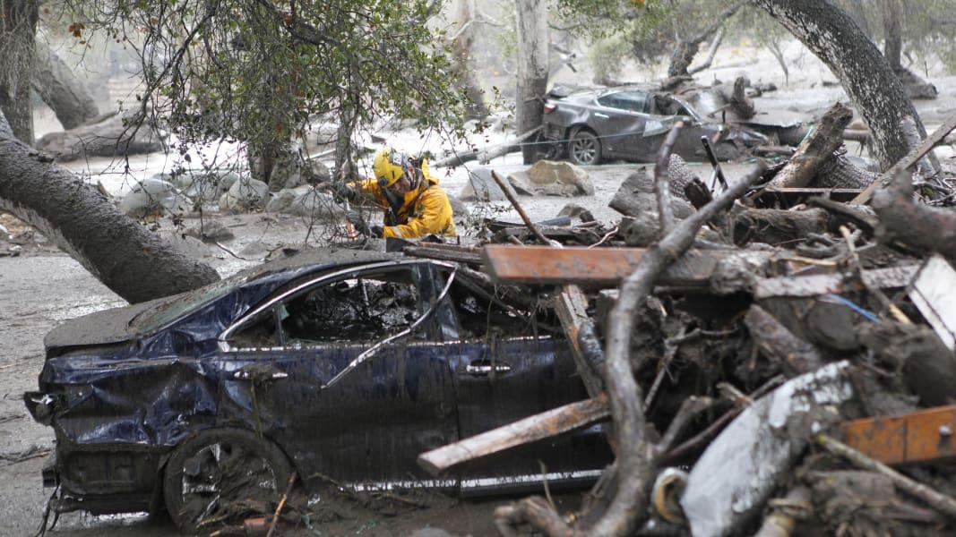 14 california mudslide
