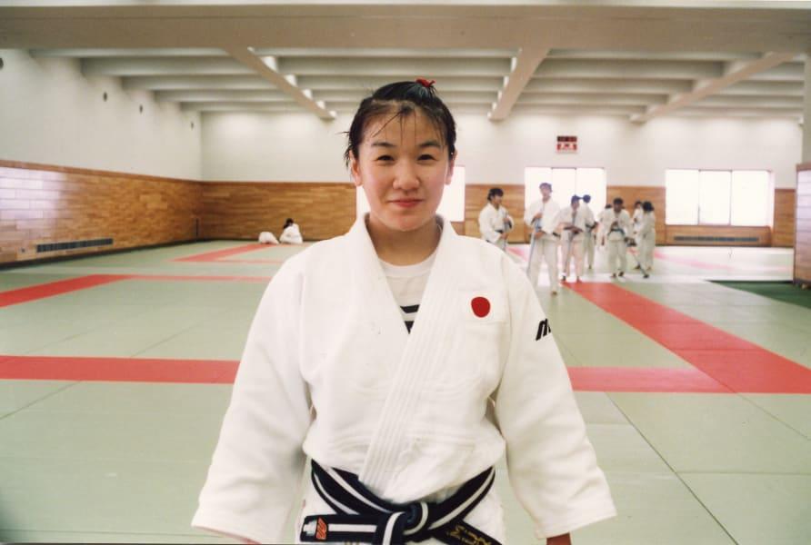Ryoko Tani: A life in judo