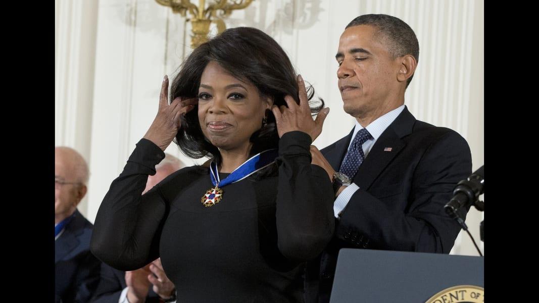 35 Oprah Winfrey