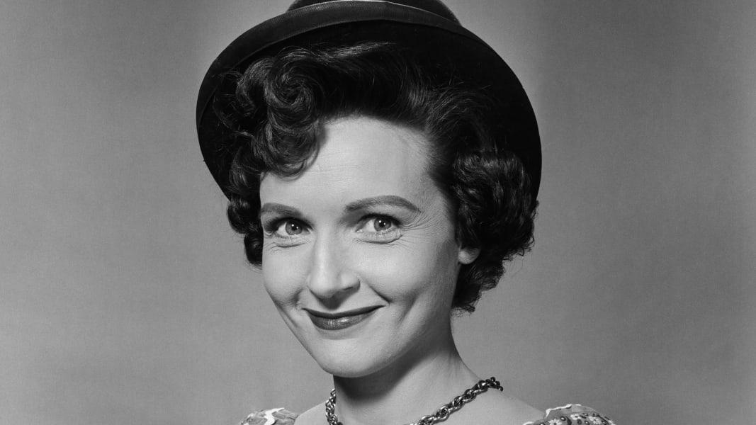 Betty White address
