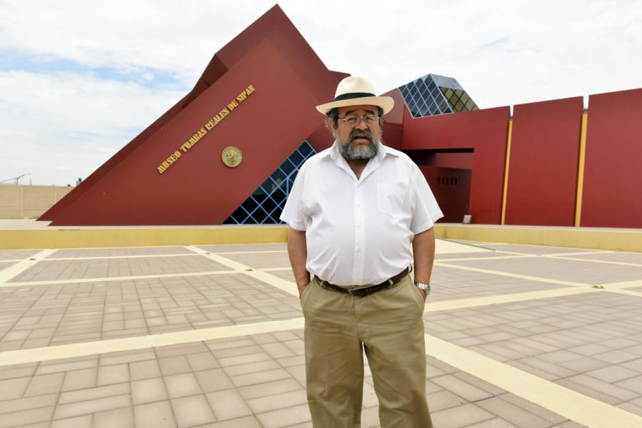 Moche Alva and museum