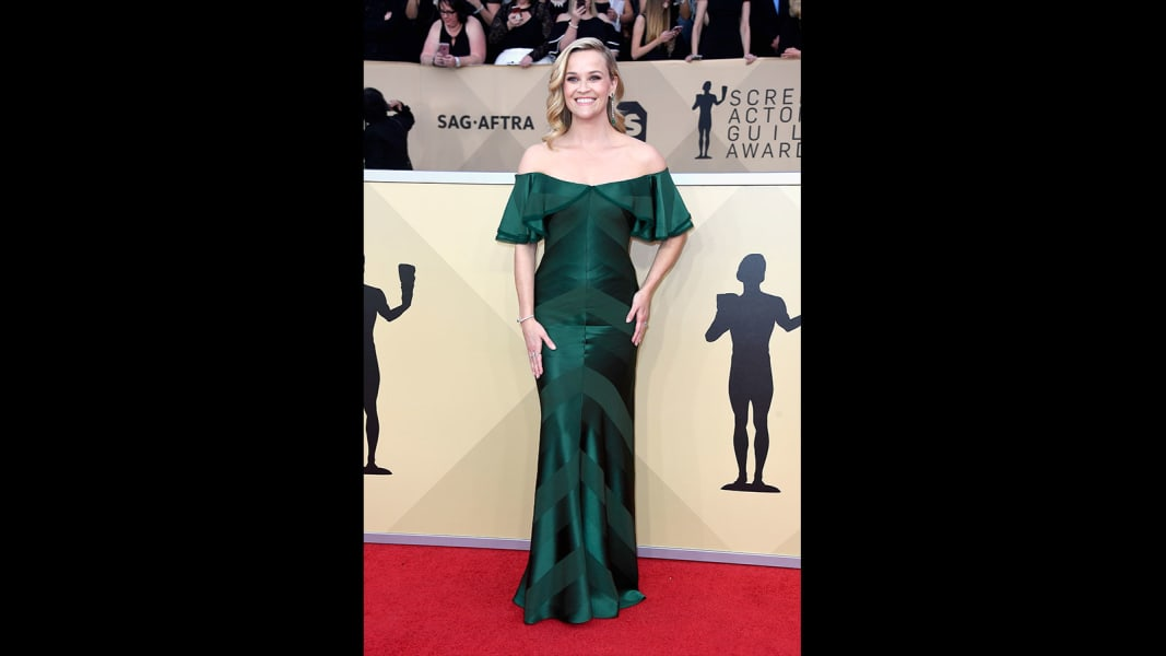 26 sag awards red carpet 2018
