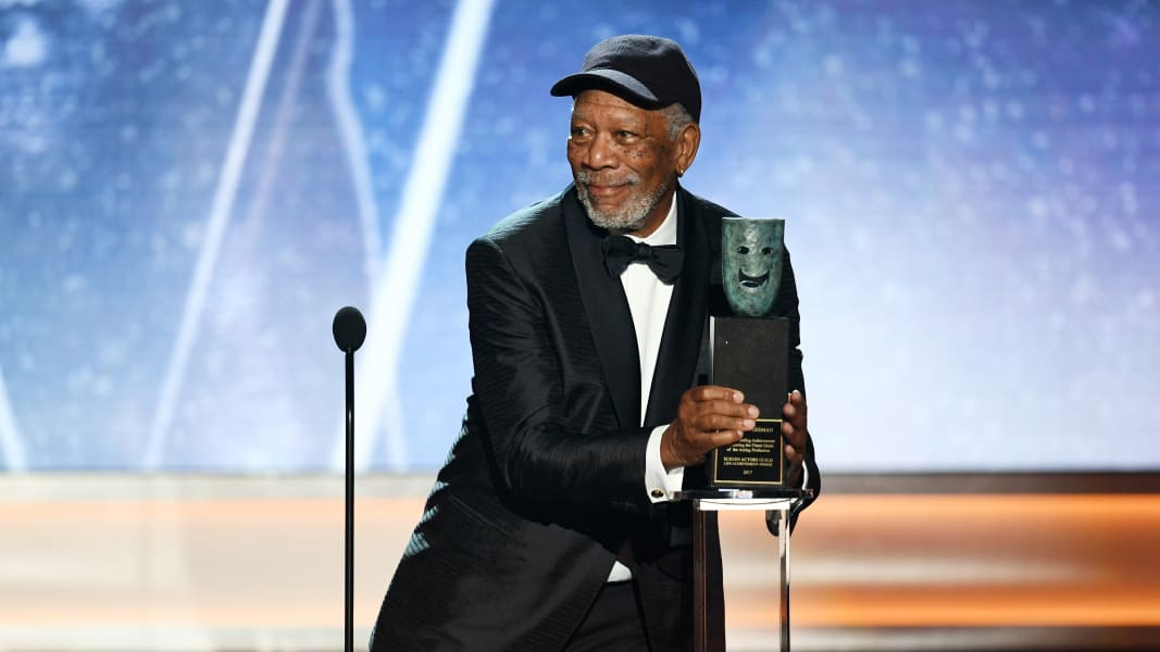 02 morgan freeman sag awards
