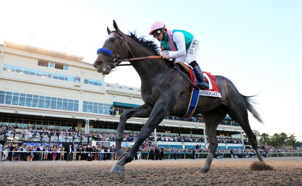 Arrogate Pegasus World Cup richest race