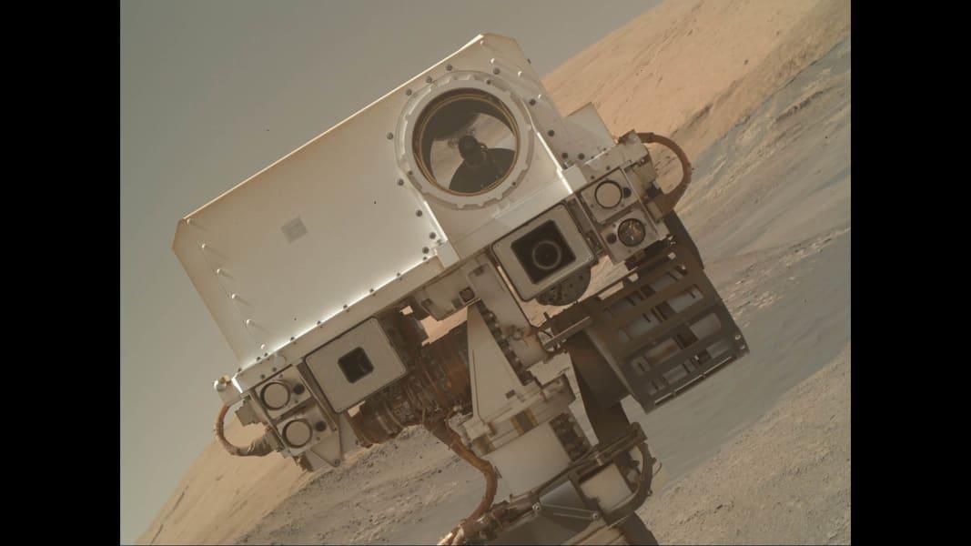 Mars Curiosity Rover 0123 GALLERY