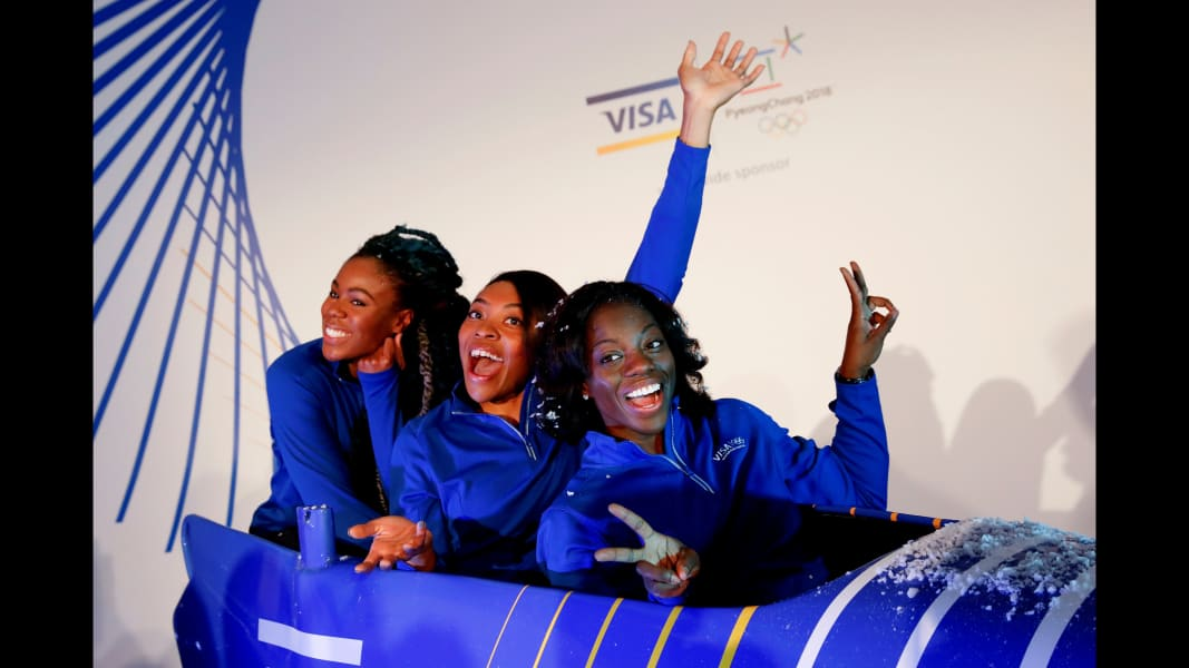 Nigerian bobsled team 1207 RESTRICTED
