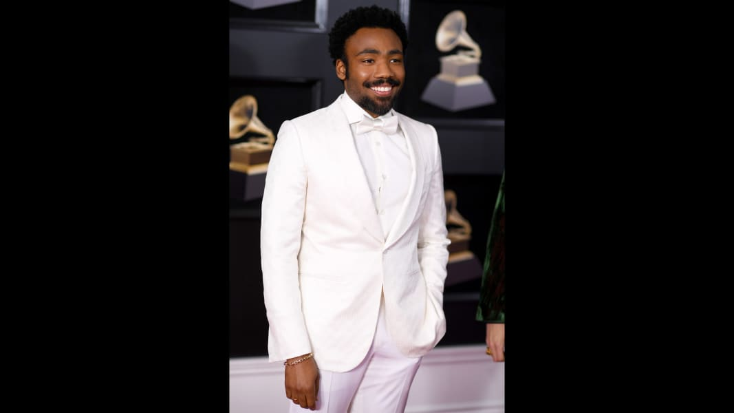 13 Grammys red carpet 2018