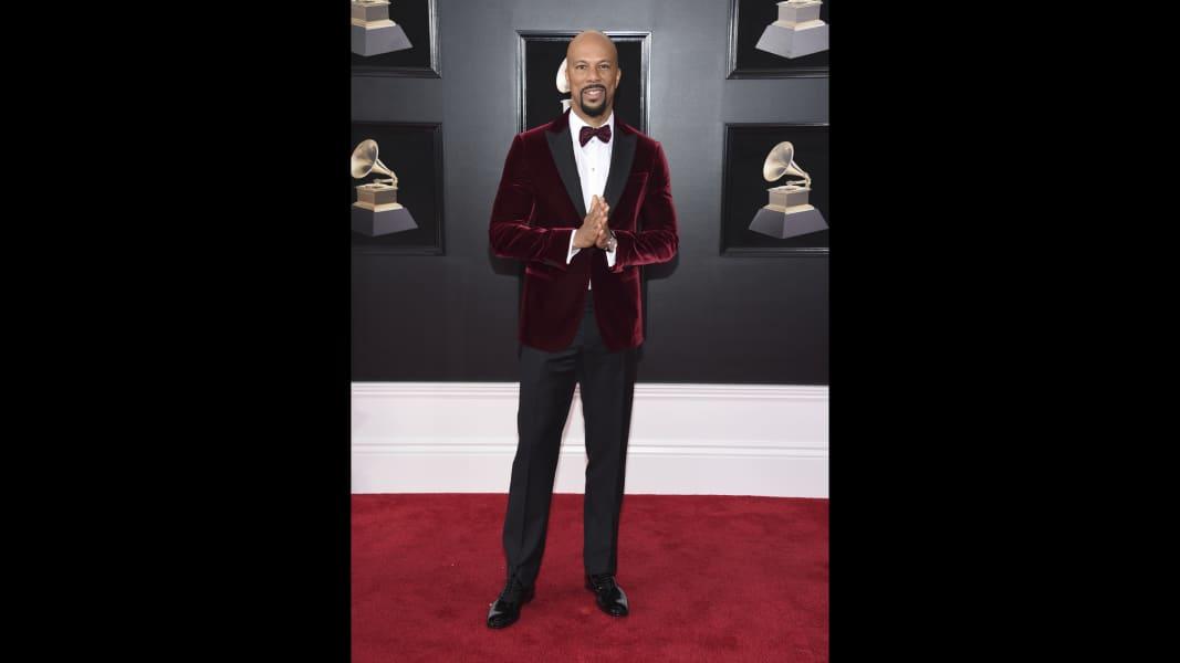 20 Grammys red carpet 2018