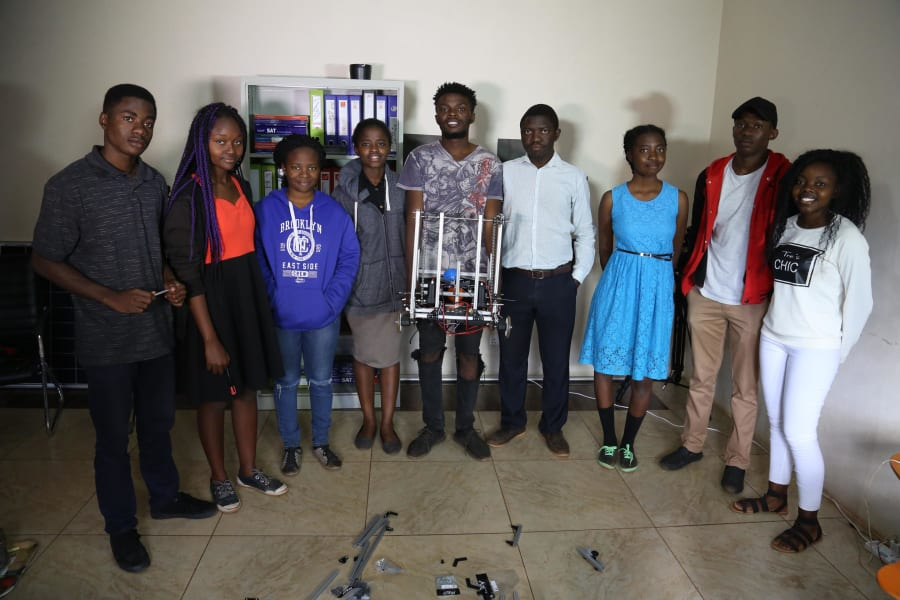 zambia robot 1