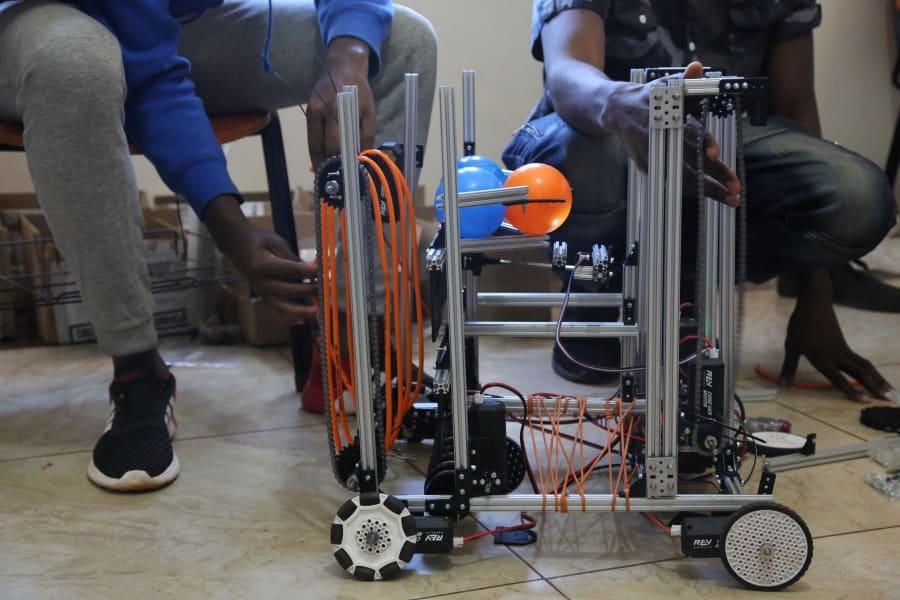 zambia robot 2
