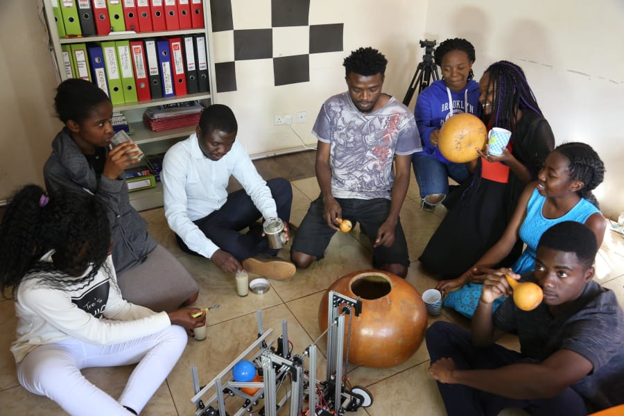 zambia robot 4